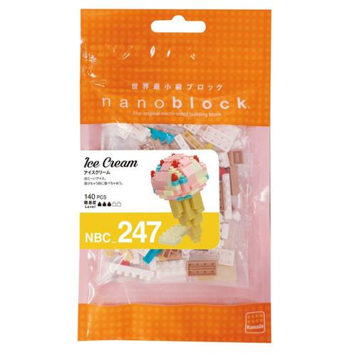 Kawada NBC-247 nanoblock Ice Cream