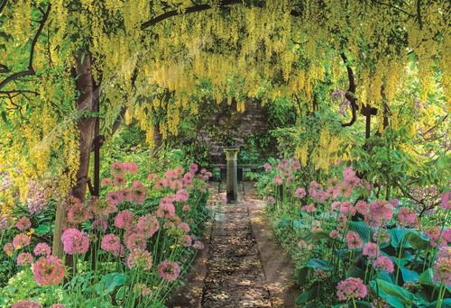 Epoch Jigsaw Puzzle 25-155 Garden Laburnum Tunnel (300 Pieces)