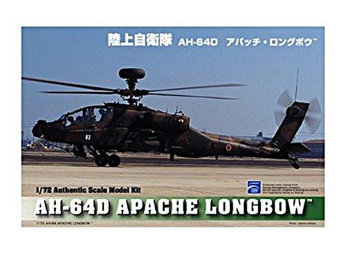 Doyusha 400944 AH-64D Apache Longbow 1/72 Scale Plastic Kit