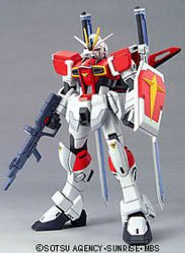 Bandai 321596 HG Gundam Seed Sword Impulse Gundam 1/144 Scale Kit