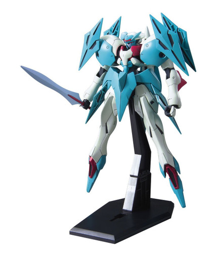 Bandai HG OO 49 GUNDAM Gaddess 1/144 scale kit 4543112599384