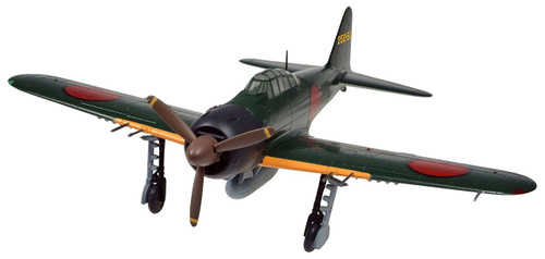 Doyusha 403013 Zero Fighter Type 52 252nd Naval Air Group 1/72 Scale Fully Pre-painted Plastic Kit