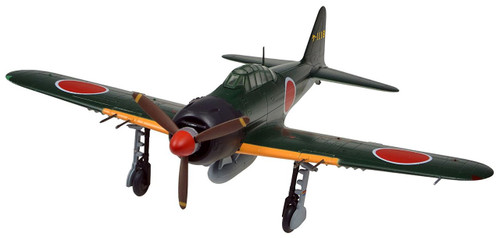 Doyusha 403020 Zero Fighter Type 52 Genzan Air Group 1/72 Scale Fully Pre-painted Plastic Kit