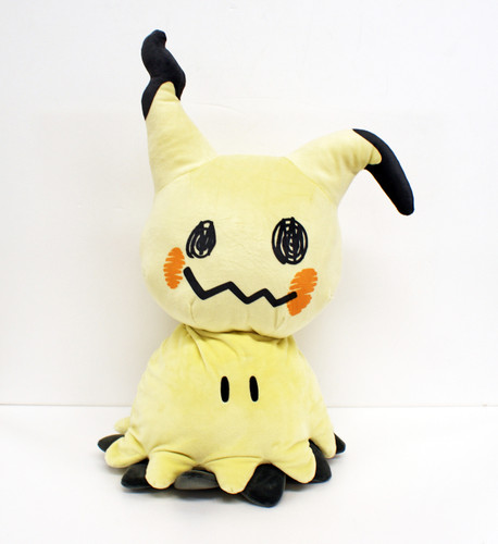Pokemon Center Original Plush Doll Life-sized Mimikyu 210-236582