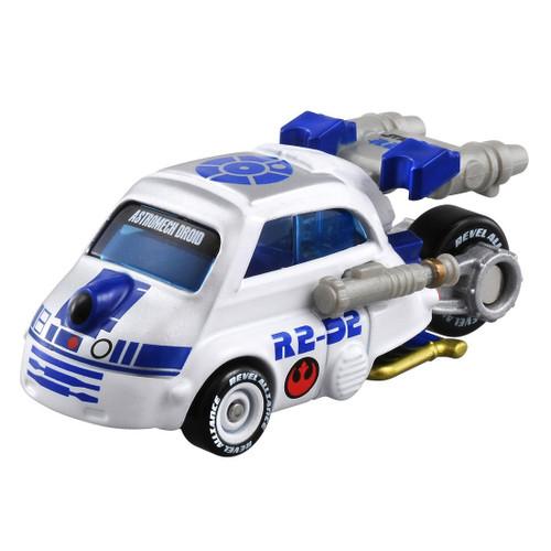 Takara Tomy Tomica SC-03 Disney Star Wars Star Cars R2-D2 Bub200 R (981671)