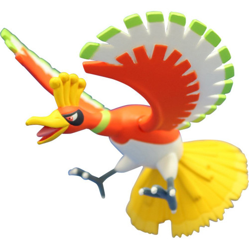 Takara Tomy Pokemon Moncolle EX EHP_17 Ho-oh (Houou) 113379