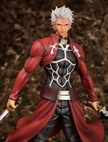 Aquamarine Archer Route: Unlimited Blade Works 1/7 Scale Figure (Fate/stay night UBW)