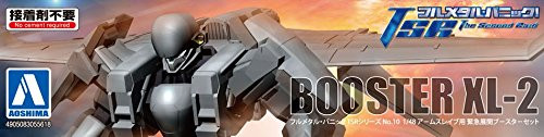 Aoshima 55618 Full Metal Panic TSR Emergency Deployment Booster Set for Armslave 1/48 scale kit