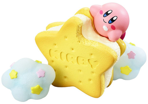 Re-ment 203898 Kirby Twinkle Sweets Time 8 Figure Complete set