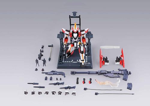 Bandai 177784 METAL BUILD Full Metal Panic Laevatein Ver. IV Figure