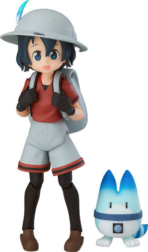 Max Factory figma 384 Kaban (Kemono Friends)