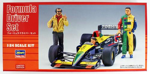 Hasegawa 20341 Formula Driver Set 1/24 scale kit