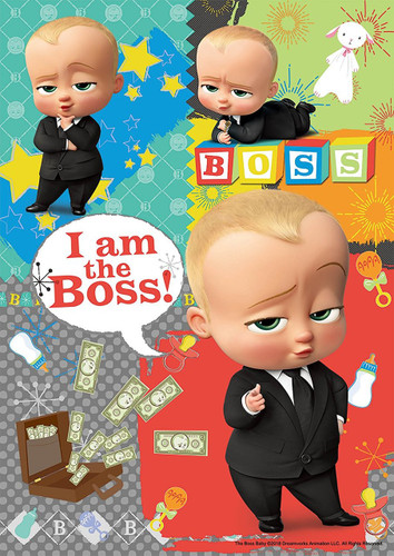 Epoch Jigsaw Puzzle 03-039 Dreamworks Animation The Boss Baby (108 Pieces)
