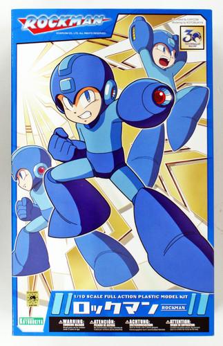 Kotobukiya KP471 Mega Man (Rockman) Repackage Ver. 1/10 Scale Model Kit