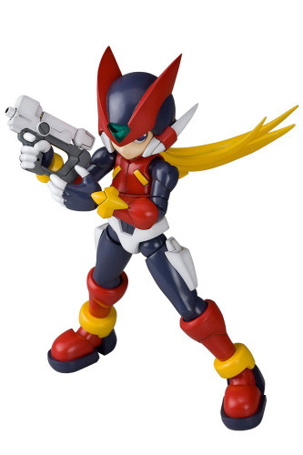 Kotobukiya KP474 Mega Man (Rockman) Zero Repackage Ver. 1/10 Scale Model Kit