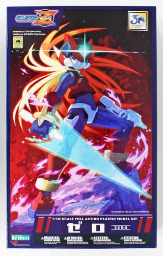 Kotobukiya KP474 Mega Man (Rockman) Zero Repackage Ver. 1/10 Scale Model Kit
