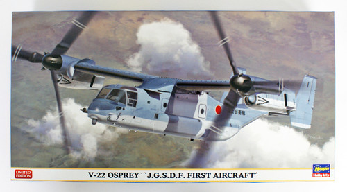 Hasegawa 02277 Osprey V-22 First Aircraft 1/72 scale kit