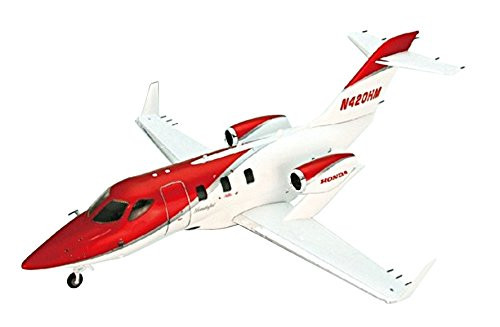 Ebbro 48001 Honda Jet 1/43 scale plastic model kit