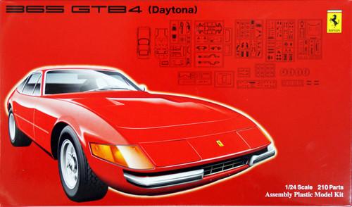 Fujimi EM-SPOT 123653 Ferrari GTB4 (Daytona) 1/24 Scale Kit
