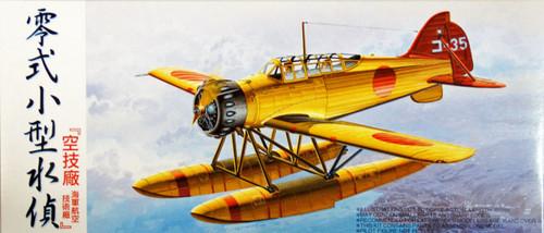 Fujimi C27 Type Zero Seaplane (E14Y) 1/72 Scale Kit
