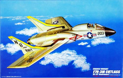 Fujimi H29 F7U-3M CUTLASS Roadrunners 1/72 Scale Kit