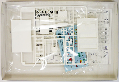 Fujimi GT06 11041 Garage & Tool Series Accessory Parts 1/24 Scale Kit
