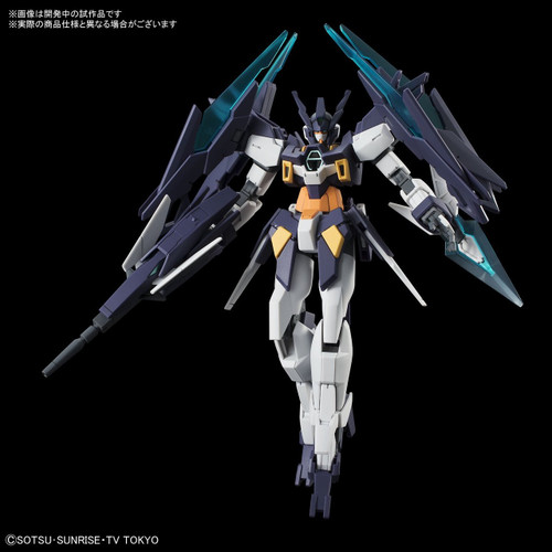 Bandai HG Build Divers 001 Gundam Age II Magnum 1/144 Scale Kit