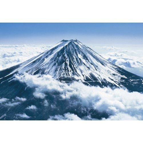 Epoch Jigsaw Puzzle 25-109 Mount Fuji Japan (300 Pieces)