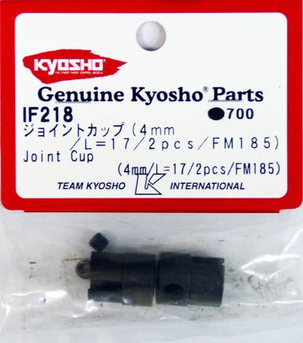 Kyosho IF218 Joint Cup (4mm/L=17/2pcs/FM185)