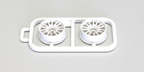 Kyosho Mini Z MZH131W-N1 Multi Wheel II Narrow with Offset 1.0(White/RE30/2 pcs)