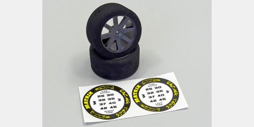 Kyosho ORI76200 Foam Tyres 1:10 30mm - 32 Shore