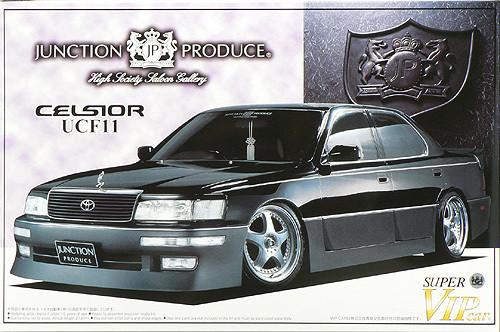 Aoshima 48528 Toyota Celsior UCF11 Junction P 1/24 Scale Kit