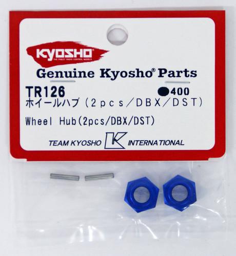 Kyosho TR126 Wheel Hub(2pcs/DBX/DST)