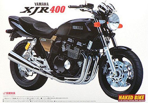 Aoshima Naked Bike 13 41796 Yamaha XJR400 1/12 Scale Kit