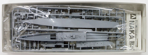 Aoshima Waterline 40102 IJN Japanese Light Cruiser NAKA 1/700 Scale Kit