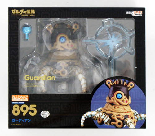 Good Smile Nendoroid 895 Guardian (The Legend of Zelda: Breath of the Wild)