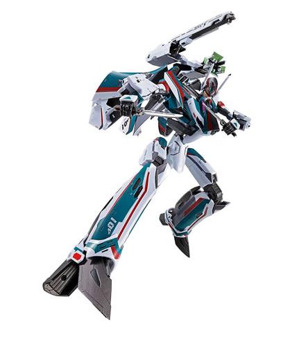Bandai DX Chogokin Macross Delta VF-31S Siegfried (Arad Molders Custom) Figure