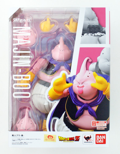 Bandai S.H. Figuarts Dragon Ball Z Majin Buu (Fat) Figure