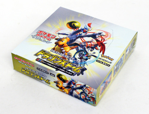Pokemon Card Game SM6a Sun & Moon Enhanced Booster Pack Dragon Storm BOX