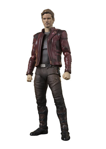 Bandai S.H. Figuarts Star-Lord Figure (Avengers: Infinity War)
