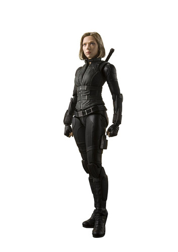 Bandai S.H. Figuarts Black Widow Figure (Avengers: Infinity War)