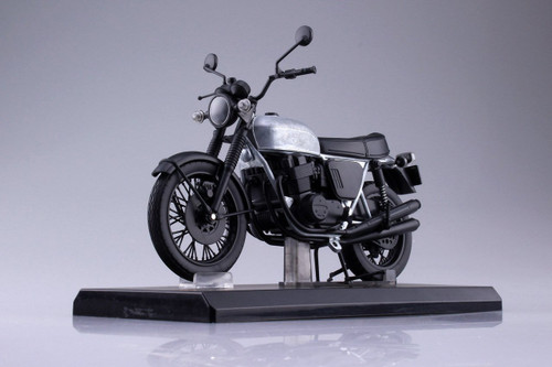 Aoshima Skynet 104651 Honda CB750FOUR (K0) Police motorcycle 1/12 Scale Finished Model