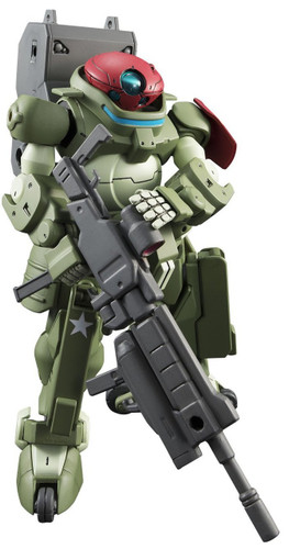 Bandai HG Gundam Build Divers 003 Grimoire Red Beret 1/144 Scale Kit