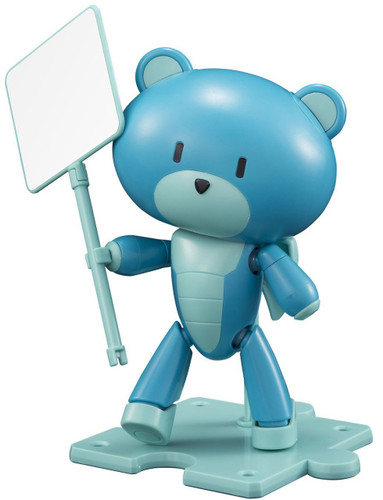 Bandai HG PETIT'GGUY 19 Divers Blue & Placard 1/144 Scale Kit