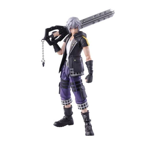 Square Enix Bring Arts Kingdom Hearts III Riku Action Figure