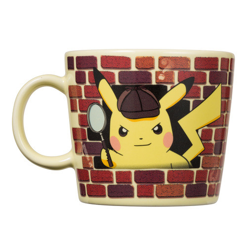 Pokemon Center Original Detective Pikachu Coffee Cup 324-241487