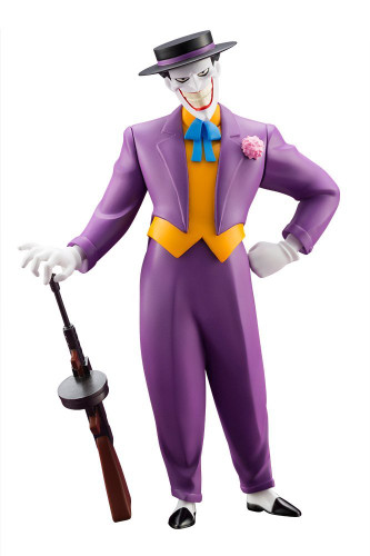 Kotobukiya SV218 ARTFX+ Joker Animated Series Ver. 1/10 Scale Figure