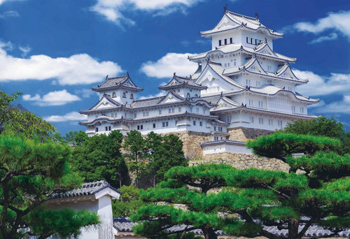 Epoch Jigsaw Puzzle 31-001 World Heritage Himeji Castle Japan (1053 S-Pieces)