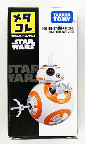 Takara Tomy Disney Star Wars Metakore Figure #06 BB-8 (The Last Jedi) (972273)