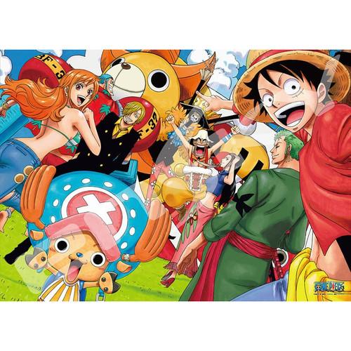 Ensky Jigsaw Puzzle 500-322 One Piece Thousand Sunny (500 Pieces)
